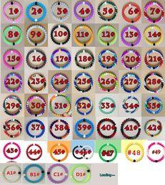 Oltre 50 colori Nuovo bracciale Neno rosa con etichetta originale e fango borsa individuale dalla neve del Mar Morto dal supporto di alta qualità da