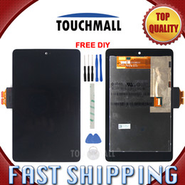Wholesale asus google nexus lcd - Wholesale- For New LCD Display Touch Screen Assembly Replacement For Asus Google Nexus 7 Nexus7 2012 ME370 ME370T ME370TG Free Shipping