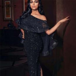 Celebrity-inspired Dresses Generous Red Carpet Dresses 2017 Celebrity Dresses Tulle With Black Lace Dubai Kaftan Robe De Soiree Long Sleeve Vestido De Festa Factory Direct Selling Price