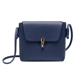 cross body bags korea Coupons - Small leather Women bag Fashion Cover Hasp  Crossbody Bag Messenger 024173f2930fb