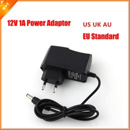 Wholesale Ac Dc Switching Power - Power adapter Switching Power Supply US UK AU EU Plug charger Power Adapter AC 100-240V DC 12V 1A 9V 1A 6V 5V 1A
