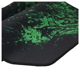 Argentina Alfombrilla de ráton grande del juego que cierra la versión de la estera del ratón del borde para CS ir Mundo de tanques Mousepad verde (velocidad 320 * 240 * 4MM) cheap green tank pad Suministro