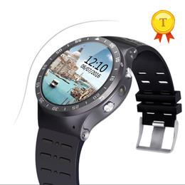 2019 nuovi orologi intelligenti wifi 2018 Nuovo arrivo smart orologio da polso 3G Smart Watch Android 5.1 2.0MP Cam GPS WiFi Pedometro Monitoraggio della frequenza cardiaca 3G Smartwatch nuovi orologi intelligenti wifi economici