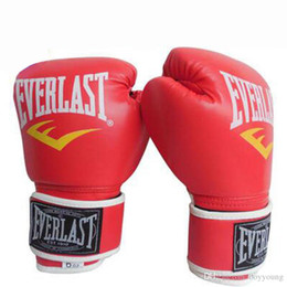 Wholesale Punching Bag Gloves - Boxing Gloves For Kids Beginner Kick Boxing Wraps Training Fight Free Combat Sandbag Punching Bag Gloves Karate Muay Thai Training Gloves