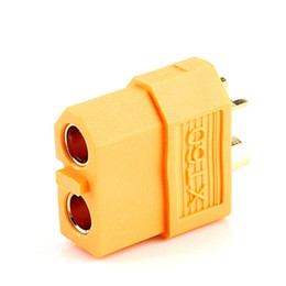 Wholesale Male Bullet Connectors - By dhl fedex 300 Pairs XT60 Male Female Bullet Connectors Plugs For RC Battery airplane Motor