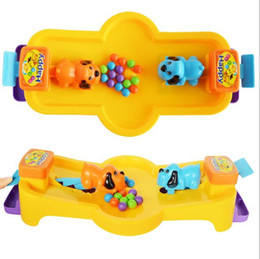 Canada 2018 Enfant Chien Pacman Toy Desktop Greedy Pearl Puzzle Mange Ball Bean 2and3 Jeux Interactifs Offre