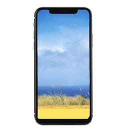 Wholesale face wireless - Unlocked Goophone iX X With Face ID i8 Plus 1GB 12GB Quad Core MTK6580 Show 4G lte Android 3G Smartphone Sealed box