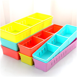 Wholesale Free Plastic Storage Containers - Storage Box Band Trellis Taxonomy Case Plastic Drawer Container Free Segmentation Novel Style Factory Direct 4 31af X