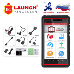 Wholesale tester launch x431 - Launch X431 Pro Mini Auto Diagnostic Tool with Bluetooth Full System Launch Mini X431 PRO Pros Launch X431 V OBD2 FULL Scanner