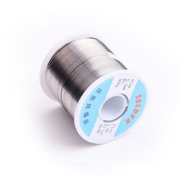 solder electronics Promo Codes - KNOKOO 500g roll Tin Solder Wire Welding Wires SnPb60-40-07-500 for Electronic Soldering Sn Pb 60 40 63 37