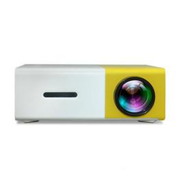 Canada Projecteur 1080P Pico Film iPhone Mini Pocket Ordinateur Portable Smartphone Projecteur pour Home Cinéma Fête Portable LED Projecteur avec Emballage cheap iphone mini projectors Offre