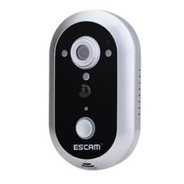 HD 720P беспроводной WIFI видео-телефон двери обнаружения движения IP дверной звонок от