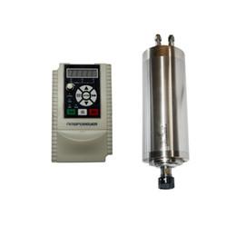 CNC часть 800 Вт 1500 Вт шпиндель 1500 Вт 2200 Вт VFD инвертор частоты Converte электродвигатель Diy древесины CNC фрезерные станки от Поставщики части электрические