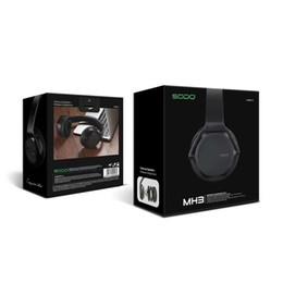 SODO MH3 fone de Ouvido Bluetooth Sem Fio NFC 2em1 Twist-out Speaker fone de Ouvido Sobre a orelha Esportes Streao Fone de Ouvido Sem Fio de Fornecedores de alto-falante 2in1