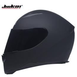 Wholesale Pink Motorbikes - JIEKAI Four Seans Full Face Classic Motorcycle Go kart helmet MTB ATV Motorbike headguard casque casco capacete