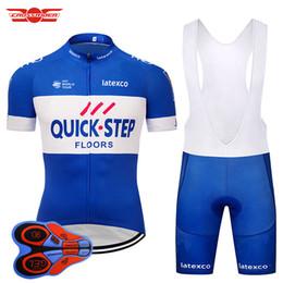 2018 Pro Equipe quick-step ciclismo jerseys bicicleta uniforme curto MTB  Ropa ciclismo roupas de ciclismo mens BICICLETA Maillot Culotte 9ad0aab8d48e9