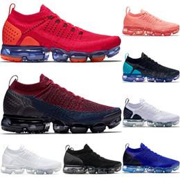 new arrive da035 0f910 Nike Air Max Vapormax 2.0 Airmax the details page for more Logo Chaussures  de course pour hommes Femmes Triple Noir Blanc Crimson Pulse Orbit Rouge  Gris ...