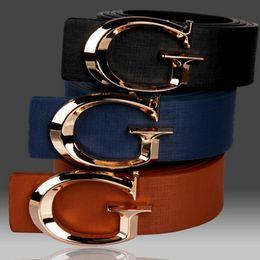 Cintura con cinturino in oro da lettera z e da uomo. Accessori per abbigliamento da cintura da studente Taobao da adattatori per cavi di alimentazione fornitori
