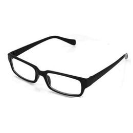 2019 прозрачный пластиковый прямоугольник Black Rectangle Plastic Frame Clear Lens Glasses Free Shipping скидка прозрачный пластиковый прямоугольник