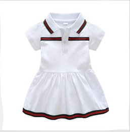 d78db73bdbc6 China Best-selling new summer baby dress 2019 cotton lapel newborn baby  clothes 9 months