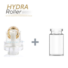 Wholesale Wholesale Medical Pins - Factory Outlets   0.25mm & 0.5mm Needle Length Hydraroller 64 Pins Derma Roller New Hydra Needle With ISO13485 And Medical CE