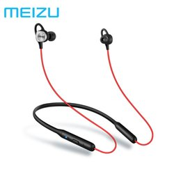 Wholesale Apt X - Original Meizu EP51 Update EP52 Wireless Bluetooth Earphone Stereo Headset Waterproof Sports Earphone With MIC Supporting Apt-X