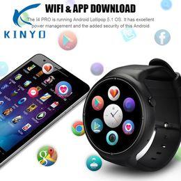часы 2gb Скидка 2018 Smart Watch Водонепроницаемый баран 2GB / Rom 16GB MTK6580 Поддержка двухъядерных процессоров 3G GPS Wi-Fi SmartWatch для телефонов Andorid / IOS