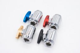 ventilateur 12v supposé Promotion Bykski G-1/4 B-DV-CE Mini Vanne De Refroidissement D'eau