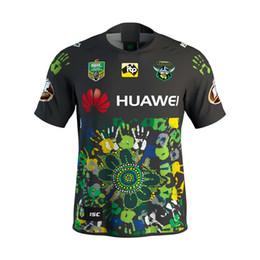 Wholesale raiders jerseys - 2018 NRL JERSEYS CANBERRA RAIDER S Rugby New Zealand RAIDER ADULT NRL Rugby Jersey CANBERRA RAIDER S 2018 MULTICULTURAL JERSEY size s-3xL