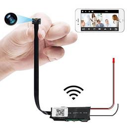Câmera wifi alta on-line-Alta Qualidade Huawei Hiss Chip HD 4 K WIFI Módulo Câmera CCTV H.264 Gravador De Vídeo Mini Câmera HD 1080 P Mini DV PC webcam