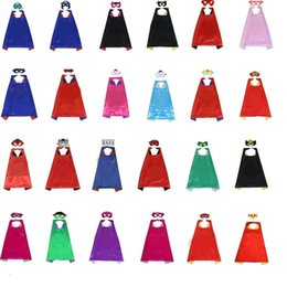 10 Pcs Special 70*70 Cm 24 Hrs Ship Out Light Blue Capes And Stickers Party Gifts Creative Educational Toys Kids Anime Costume Soft And Light Costumes & Accessories Novelty & Special Use
