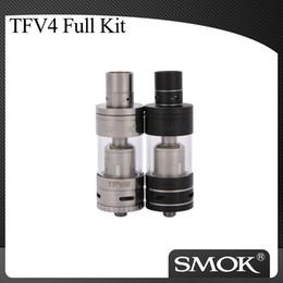 Smok xpro online-Auténtico kit completo SMOK TFV4 5ml TFV 4 Sub Ohm Tank para Smok Xpro M80 Plus Smok X Cube II Mod 100% Original