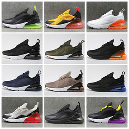Wholesale Blue Sky Knitting - Free Shipping Cheap Men Women 270 Running Shoes Hot Sale High Quality Cheap 270S Sports Shoes Knitting Outdoor Size 5.5-11