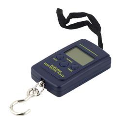 Kg électronique en Ligne-40 kg x 10 g portable mini électronique numérique balance suspendue crochet de pêche poche pesant 20g échelle recherche chaude livraison gratuite