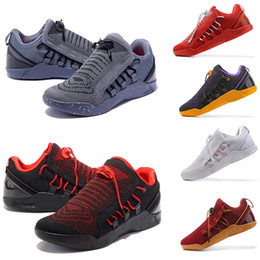 Wholesale Ad Flat - 2018 Wholesales New mens KOBE A.D. NXT men Training Sneakers Shoes KOBE AD NEXT Casual High quality Sport Running Shoes EUR 40-46