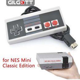 Gamepad controlador de jogo para Nintendo nes mini classic edition console de