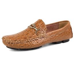 Argentina Zapatos de cuero genuino para hombre, vaca, músculo, holgazán, tamaño grande, zapatos oficiales, para hombre suave, zapatos para caminar, zapatos casuales, cómodos para respirar, para hombres zy821 supplier cow shoes for men Suministro