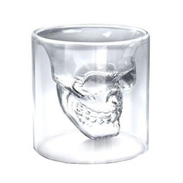 whisky glass cup Promo Codes -  Shot Beer Glass Cup Mug Wine Glass Mug Crystal Whisky Vodka Coffee Cup Water Bottle 1 Pc CRM6017