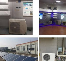Wholesale Inverter For Home - 2018 year very hot sale ,100% solar air conditioner ,wall split system solar air conditioner  mini air conditioner for home use  dc inverter