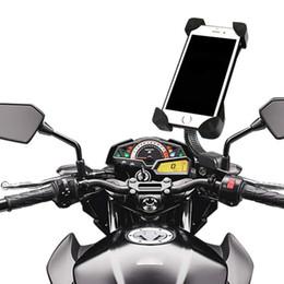 Универсальный Велосипед Мотоцикл Держатель Телефона Руль Клип Стенд Кронштейн Для Смарт-Мобильного Телефона С Розничной Упаковкой от