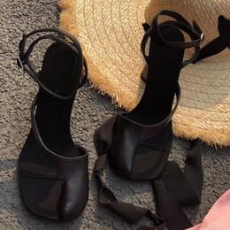 Passendes hohes licht online-Der neue chun xia Farbabstimmung Trainer Leder mit dicken mit Europa und den Vereinigten Staaten hohe Sandalen weibliche kleine süße Windlicht