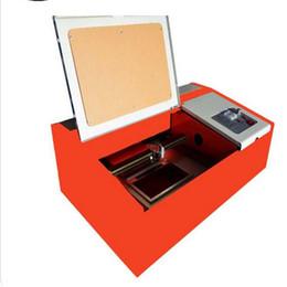 piccolo taglio laser Sconti Macchina USB per incisione con incisione a mano per incisione artigianale Macchina per incisione con disegno 3020 piccola macchina laser