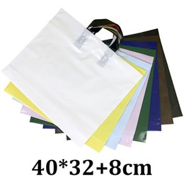 Хозяйственная сумка PE Косметик одежды 40x32x8cm многоразовая пластичная с ручкой от