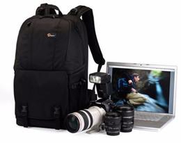 """Цифровые камеры dslr онлайн-Продвижение продаж подлинная Fastpack 350 AW фото DSLR камеры мешок цифровой SLR рюкзак ноутбук 15.4 """" с всепогодная Бухта"""