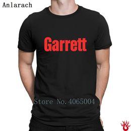 Garrett turbos online-Garrett Turbo camiseta algodón o cuello Hiphop Tops camiseta fresca para hombres 2018 diseño lindo ocio nuevo estilo