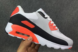 Wholesale Air Concrete - 2017 New Classic Air Cushion 90 Running Shoes For Men Brand Outdoor Sneakers Sports Shoes
