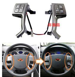 Wholesale Channel Wheels - Geely Emgrand 7 EC7 EC715 EC718,EC7-RV EC715-RV,Car steering wheel multi-function remote buttons,CD audio volume channel