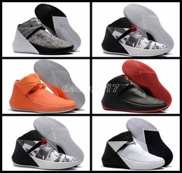 Wholesale Russell Westbrook Shoes - NEW 2018 Russell Westbrook Why Not Zer0.1 Basketball Shoes for Men 1s Zero One Black White Grey All star Grey Sport Sneakers