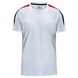 eb518c1bafa86 2019 camisa de secado rápido Mangas cortas para hombres con camiseta  exterior transpirable y seca en
