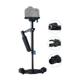 2018 stabilisateur vidéo pour dslr Stabilisateurs portatifs de Stabilizer de vidéo de stabilisateur de poche de 40cm de MCOPLUS pour Steadicam pour l'appareil-photo de DSLR stabilisateur vidéo pour dslr pas cher